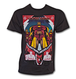 Marvel Iron Man T-shirt Révolution Industrielle Avengers Super Héro