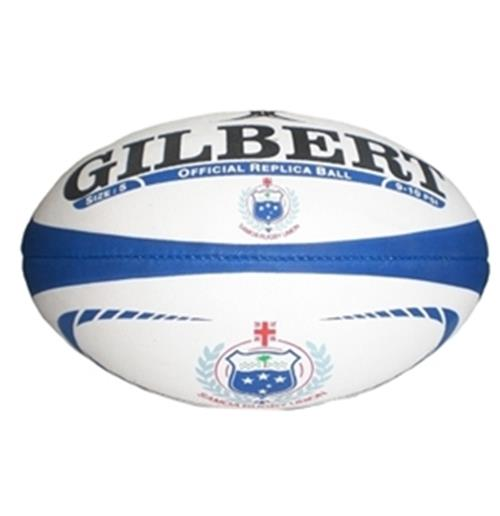 Ballon de rugby officiel Samoa Replica