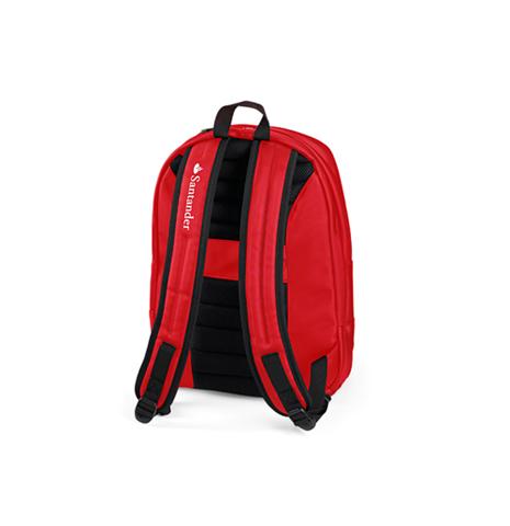 sac dos ferrari santander rouge pour seulement 60 00 sur merchandisingplaza. Black Bedroom Furniture Sets. Home Design Ideas