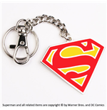 Superman porte-clés metal Red Logo