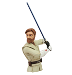 Star Wars The Clone Wars tirelire PVC Obi-Wan Kenobi 20 cm