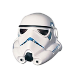 Star Wars masque vinyle Stormtrooper