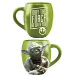 Star Wars mug porcelaine Yoda May The Force Be With You