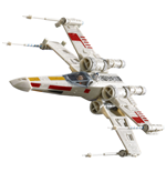 Star Wars maquette EasyKit Pocket 1/112 X-Wing Fighter 11 cm
