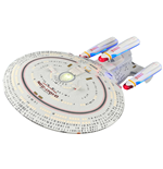 Star Trek vaisseau All Good Things Enterprise NCC-1701D 40 cm