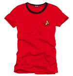 T-shirt Star Trek  84361