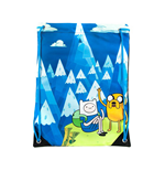 Adventure Time sac en toile Blue Mountain J&F