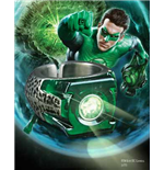 Green Lantern Movie bague lumineuse