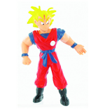 Dragonball Z mini figurine Yellow Goku 10 cm