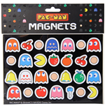 Pac-Man pack aimants