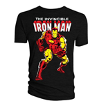 T-shirt Iron Man 87380