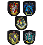 Harry Potter pack écussons House Crests