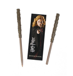 Harry Potter set stylo à bille et marque-page Hermione
