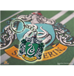 Harry Potter porte-clés Slytherin Crest