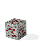 Minecraft veilleuse Redstone Ore