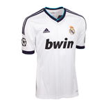 2012-13 Real Madrid Maillot UCL Adidas Domicile