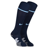 Chaussettes Manchester City 2013-14 3rd Nike (Navy)