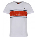 Angleterre Rugby 2012-13 T-shirt Lifestyle coupé-cousu