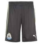 Short Newcastle United 3rd 2012-13 Puma