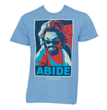 T-shirt The Big Lebowski - Posterized Abide