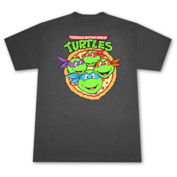 T shirt tortues ninja pizza pour seulement 18 13 sur - Tortues ninja pizza ...